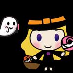 ハロウィン女児